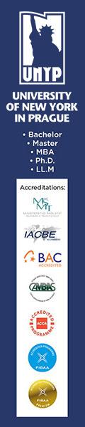 UNYP accreditations banner