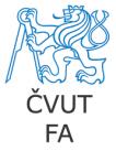 České vysoké učení technické v Praze - Fakulta architektury
